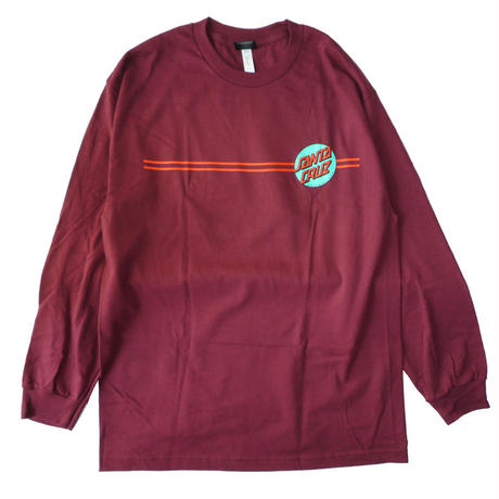 SANTA CRUZ OTHER DOT  L/S TEE
