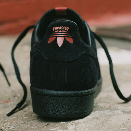 ADIDAS SKATEBOARDING x THRASHER SUPERSTAR SHOES