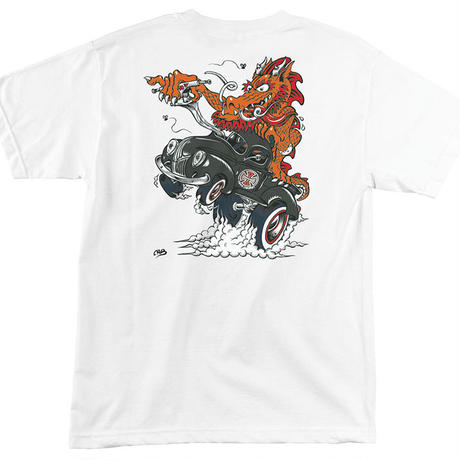 INDEPENDENT STEVE CABALLERO DRAGSTER TEE