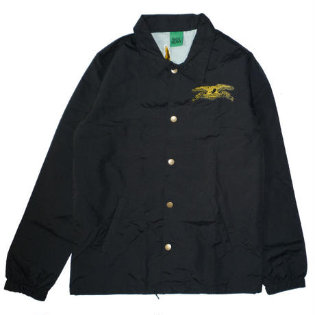ANTI HERO STOCK EAGLE PATCH COACH JACKET