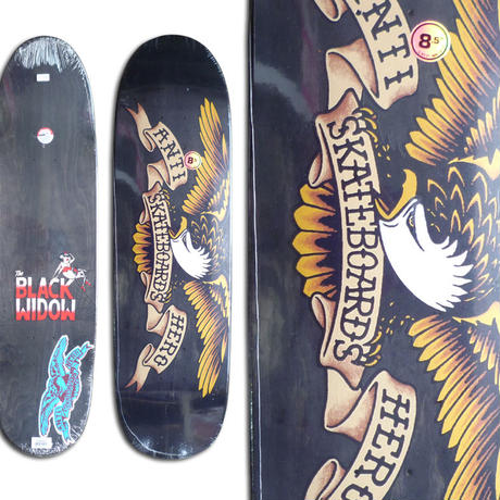 ANTI HERO SHAPED EAGLE DECK (8.5 x 31.7inch)