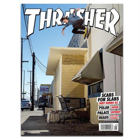 THRASHER MAGAZINE 2019 MAY ISSUE #466