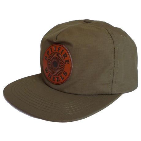 SPITFIRE OG SWIRL PATCH ZIPBACK CAP