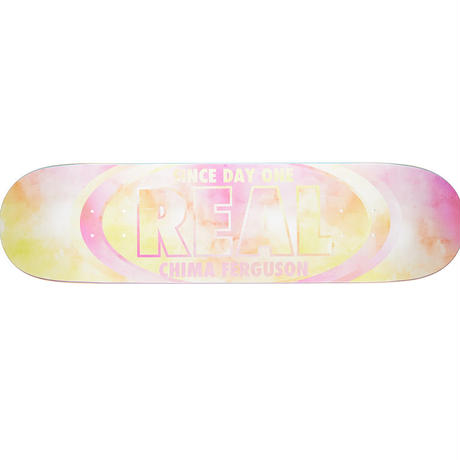 REAL CHIMA FERGUSON WATERCOLOR DECK (8.06 x 31.91inch)