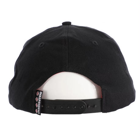 SALE!! セール! INDEPENDENT x THRASHER PENTAGRAM CROSS SNAPBACK CAP