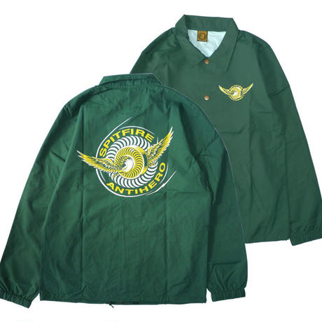 SPITFIRE x ANTI HERO  LIMITED CLASSIC EAGLE COACH JACKET