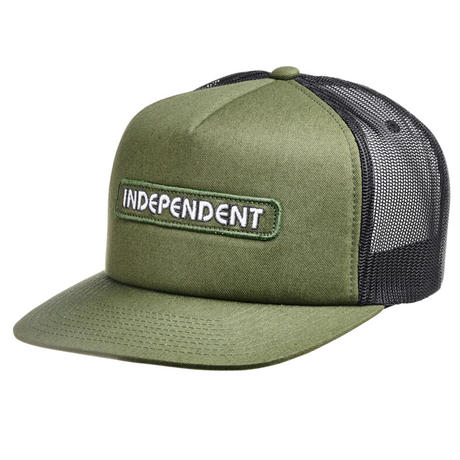 INDEPENDENT GROUNDWORK MESH CAP