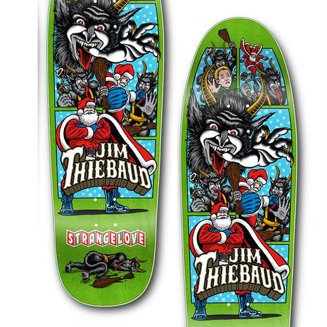 STRANGELOVE JIM THIEBAUD SEAN CLIVER DECK (9.75 x 32.375inch)