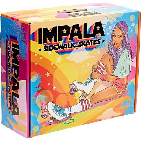 Impala Quad Skate - Leopard