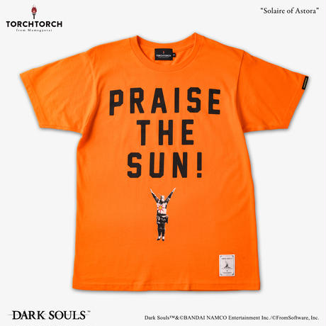 Solaire of Astora (2021Ver.)/ DARK SOULS × TORCH TORCH T-Shirt Collection Encore