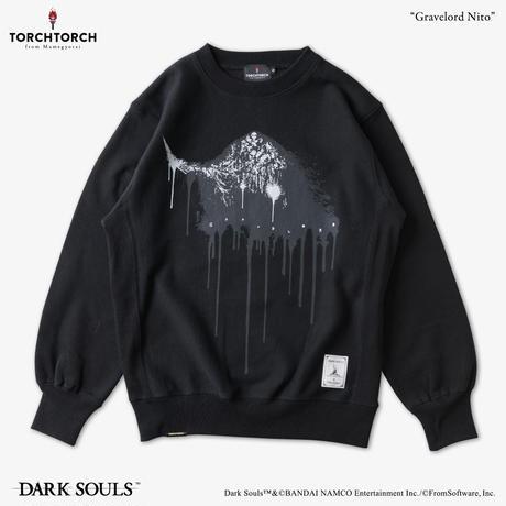 Gravelord Nito Sweat Shirt/ DARK SOULS × TORCH TORCH Sweat Shirt
