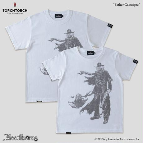 Bloodborne × TORCH TORCH T-Shirt Collection/ Father Gascoigne