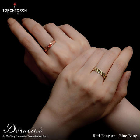 Déraciné × TORCH TORCH/ Red Ring and Blue Ring