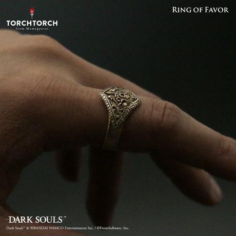 DARK SOULS x TORCH TORCH/ Ring of Favor