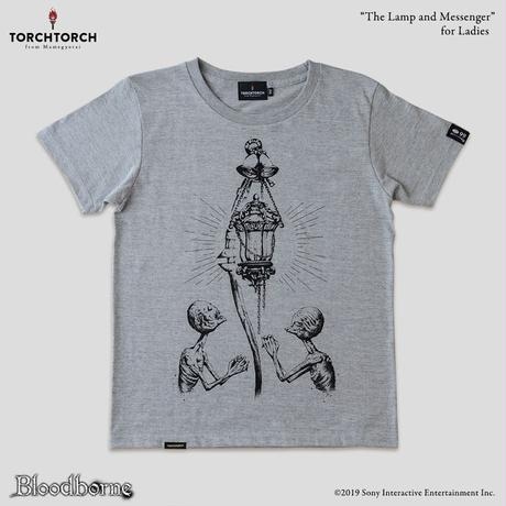 Bloodborne × TORCH TORCH T-Shirt Collection/ The Lamp and Messenger