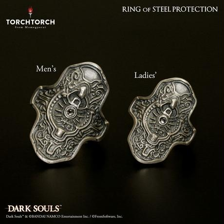 DARK SOULS x TORCH TORCH/ Ring of Steel Protection