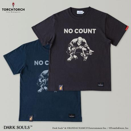 DARK SOULS × TORCH TORCH/ PATCHES T-SHIRT
