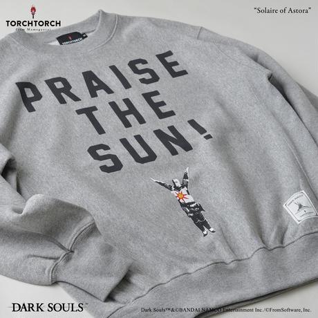 Solaire of Astora Sweat Shirt/ DARK SOULS × TORCH TORCH Sweat Shirt