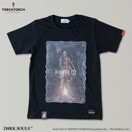DARK SOULS × TORCH TORCH/ BONFIRE LIT T-SHIRT
