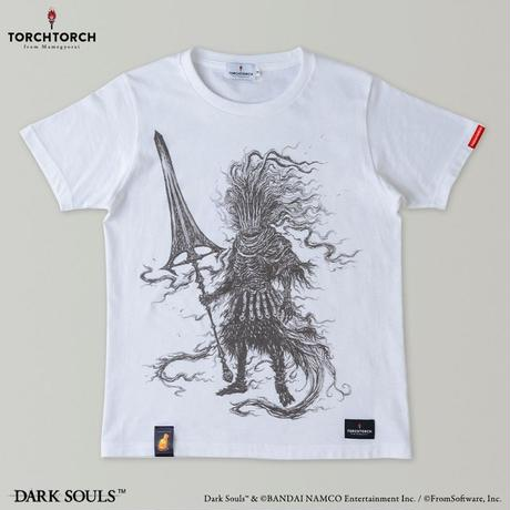 DARK SOULS × TORCH TORCH/ NAMELESS KING T-SHIRT
