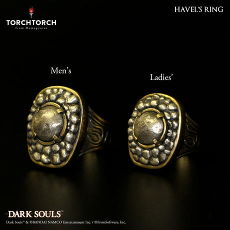 DARK SOULS x TORCH TORCH/ Havel's Ring