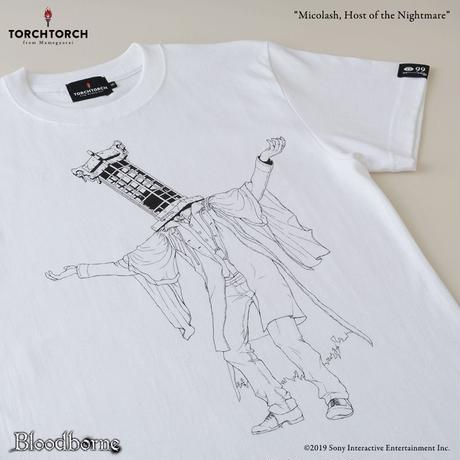 Bloodborne × TORCH TORCH T-Shirt Collection/ Micolash, Host of the Nightmare