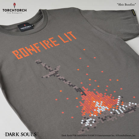 8bit Bonfire (2021Ver.)/ DARK SOULS × TORCH TORCH T-Shirt Collection Encore