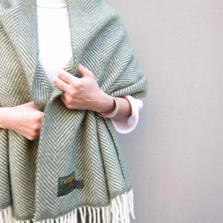 TWEED MILL / ツイードミル / blanket