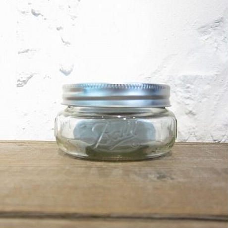 Ball Mason Jar / Wide mouth elite / 8oz