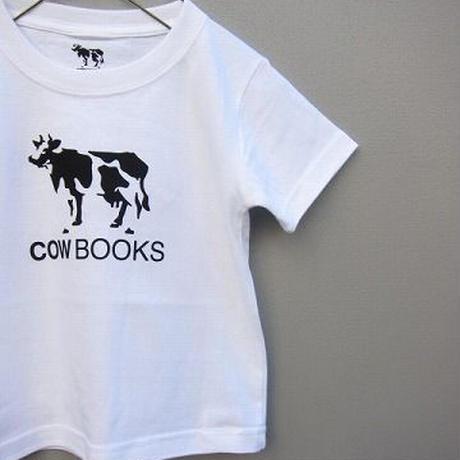 COW BOOKS / KIDS T-SHIRT / 100