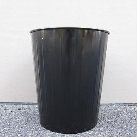 WITT INDUSTRIES / WASTE BASKETS / black