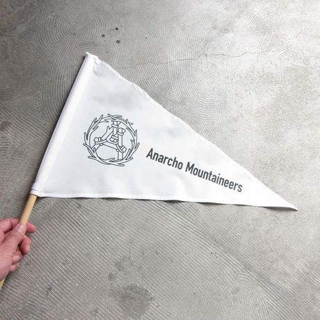 MOUNTAIN RESEARCH / マウンテンリサーチ / Pennant Flag