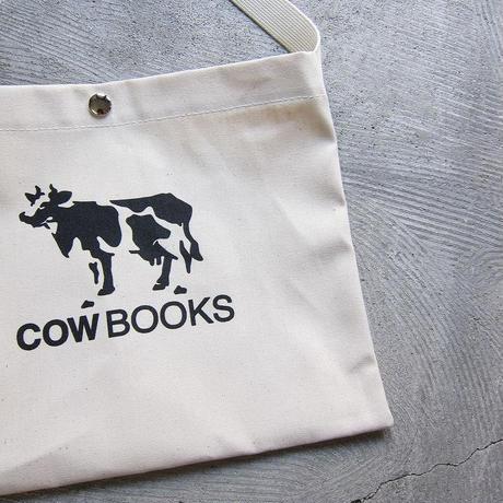 COW BOOKS / カウブックス/ Canvas Sacoche