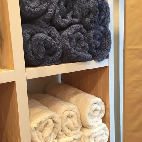P.F.S. ORGANIC COTTON TOWEL / bath