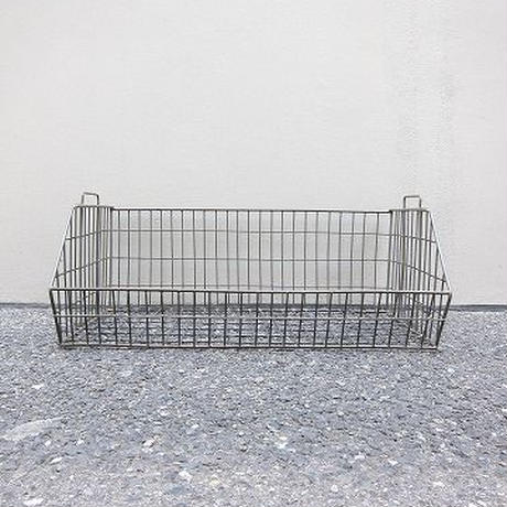 Wire Stacking Basket /  Wide