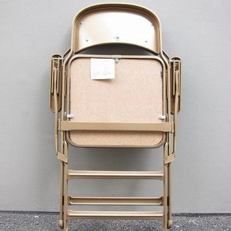 CLARIN / FULL CUSHION FOLDING CHAIR / WITH ARM
