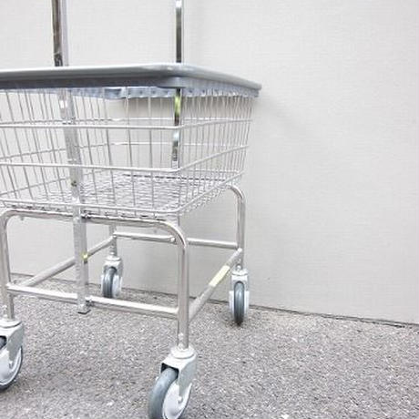 R&B WIRE PRODUCTS / Laundry Cart / Double Pole