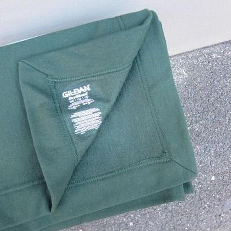 GILDAN / STADIUM BLANKET / green