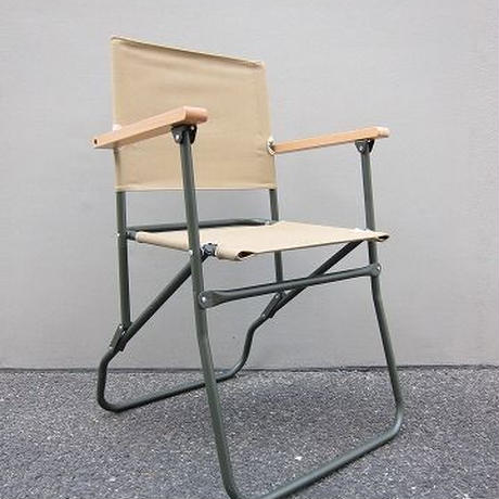 ROVER CHAIR ローバーチェア / British Army Type / Reproduction / beige