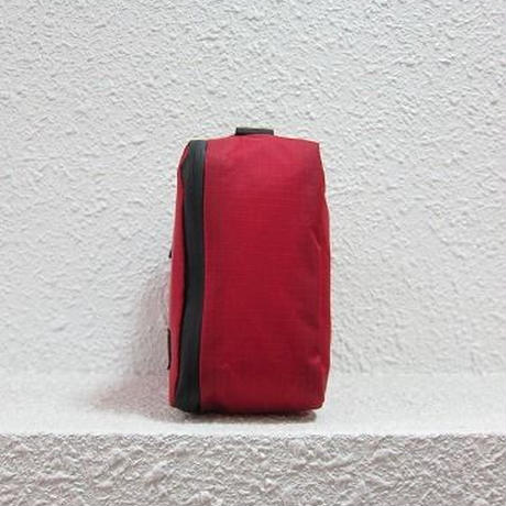 hobo / ホーボー / Polyester Ripstop Packing Case / S-Red