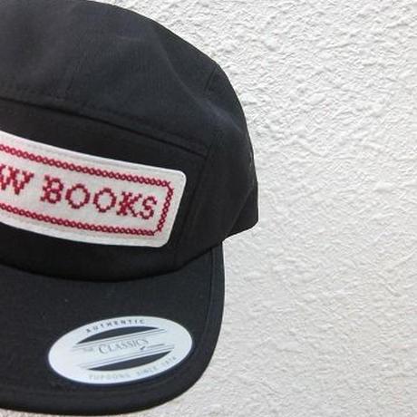 COW BOOKS / Logo Cap / Black×White
