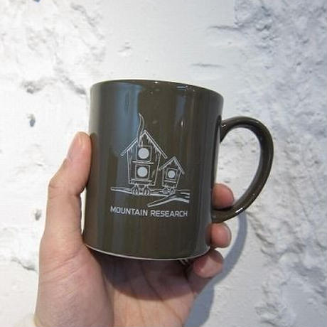 Mountain Research / Mug Cup