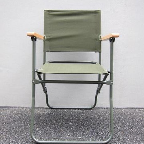 2脚セット / ROVER CHAIR / British Army Type / Reproduction / olive