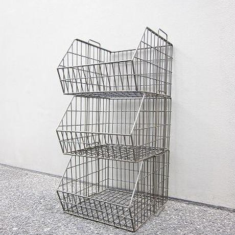 Wire Stacking Basket  / Regular