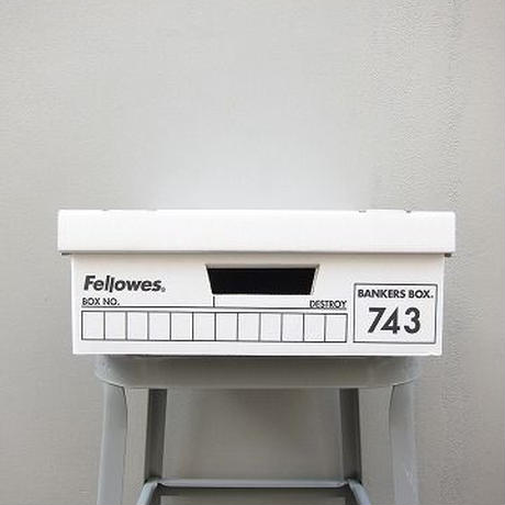 FELLOWES / フェローズ / BANKERS BOX 743-6P