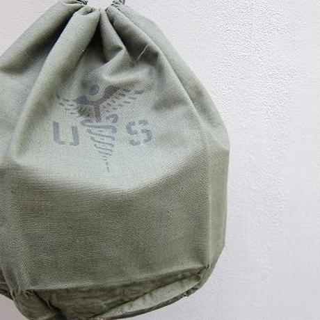 U.S. MILITALY / HOSPITAL PERSONAL BAG / DEAD STOCK