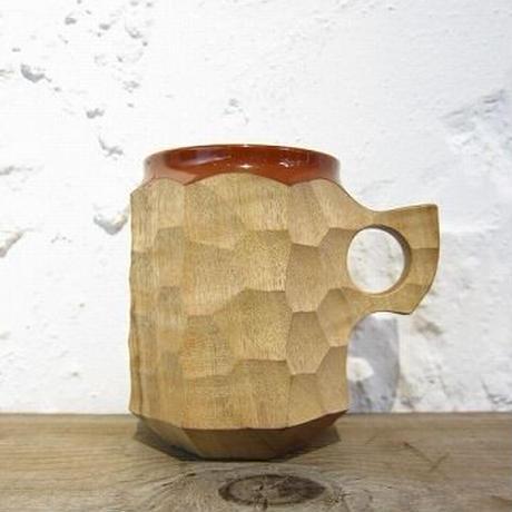 Akihiro Woodworks / JIN CUP-Urushi / RED / L