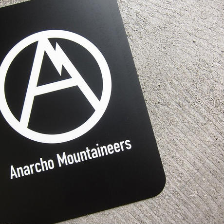"MOUNTAIN RESEARCH / マウンテンリサーチ / Magnet Sheet ""A"""