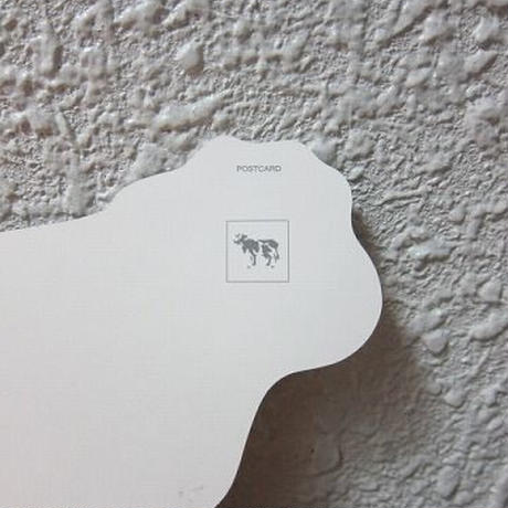 COW BOOKS / POST CARD