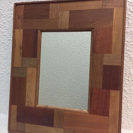 Fragment Frame Mirror
